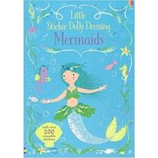 Little Sticker Dolly Mermaids