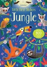 Little Stickers:Jungle
