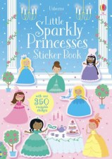 Little Stickers:Sparkly Princs