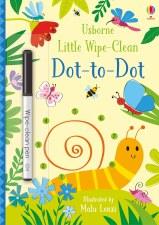 Little Wipe Clean:Dot to Dot
