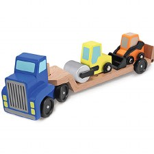 Low Loader Truck - Melissa & Doug