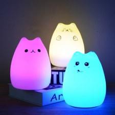 Lumipet LED Cat Night Light