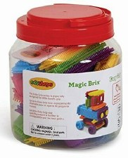 Magic Brix 72 Pieces