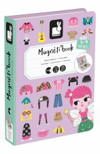 Magnetibook-Girl's Outfits