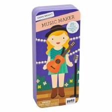 Magnetic Dress-Up:Music Maker