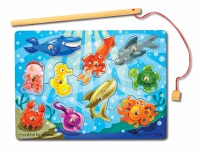 Magnetic Fishing Game Puzzle