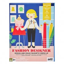 Magnetic Play: Fashion Design