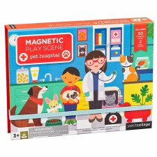 Magnetic Play: Pet Hospital