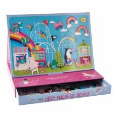 Magnetic Play Scenes Fairy