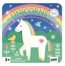 Magnetic Play Set: Unicorns