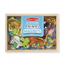 Wooden Mangetic Animals - Melissa & Doug