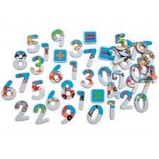 Magnets 123 City