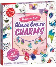 Make Own Glaze Craze Charms