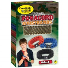 Make Your Own Paracord Wristbands - Creativity for Kids
