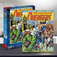 Marvel Avenger Cover 500 piece