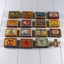 Matchbox Puzzlers