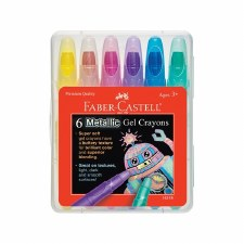 Metallic Gel Crayons