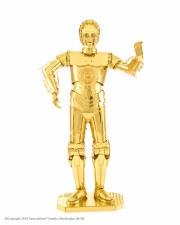 MetalWorks-C3PO Gold