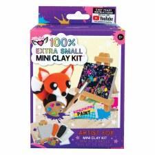 Mini Clay Kit-Artist Fox