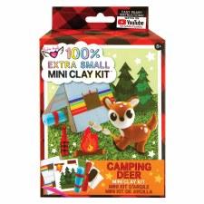 Mini Clay Kit-Camping Deer