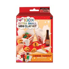 Mini Clay Kit-Chinese TakeOut