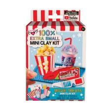 Mini Clay Kit-Movie Treats
