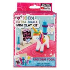 Mini Clay Kit-Yoga Unicorn