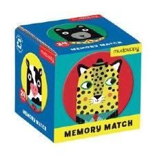 Mini Memory Match-Animal Frien