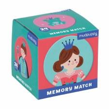 Mini Memory Match-Princess