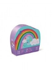 Mini Puzzle 12 Piece Rainbow