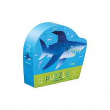 Mini Puzzle 12 Piece SharkCity