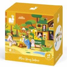 Mini Story Set Safari
