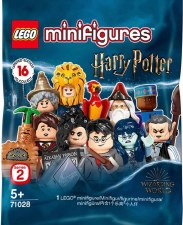 Minifigures LEGO HP Series 2