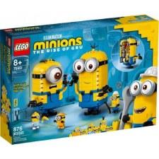 Minions Brick-Built
