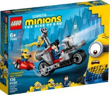 Minions Unstoppable Bike Chase