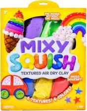 Mixy Squisy Rainbow 6-Pk
