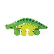 Mommy/Baby: Alligator