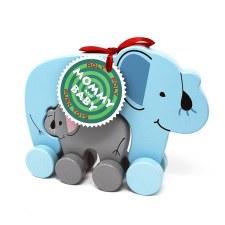 Mommy/Baby: Elephant