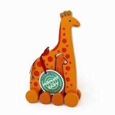 Mommy/Baby: Giraffe