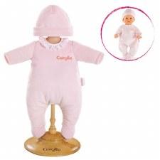"Mon Premier 12"" Pink Pajamas"