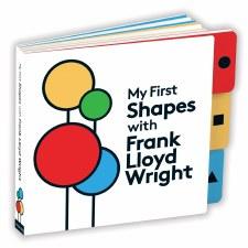 Mudpuppy - My First Shapes with Frank Lloyd Wright