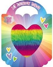 My Rainbow Sticker Purse