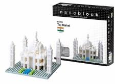 Nanoblock-Taj Mahal
