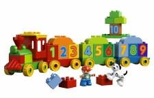DUPLO Number Train - LEGO
