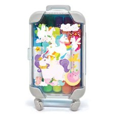 On The Go Stamp/Color Unicorn