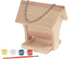 Paint-A-Bird-Bistro Feeder