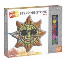 Paint Your Own Sun Step Stone