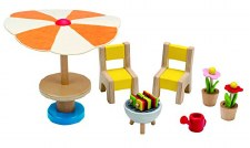 Patio Set - Hape