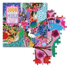 Peacock Garden 1000 Piece