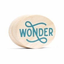 Wonder Mini Plaque - Compendium